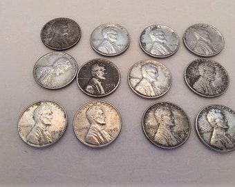 1943 copper penny | Etsy