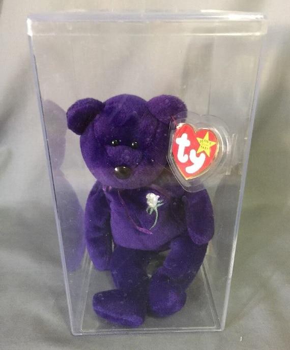 7756003e580 1997 2nd Edition Princess Diana TY Beanie Baby P.E. Pellets