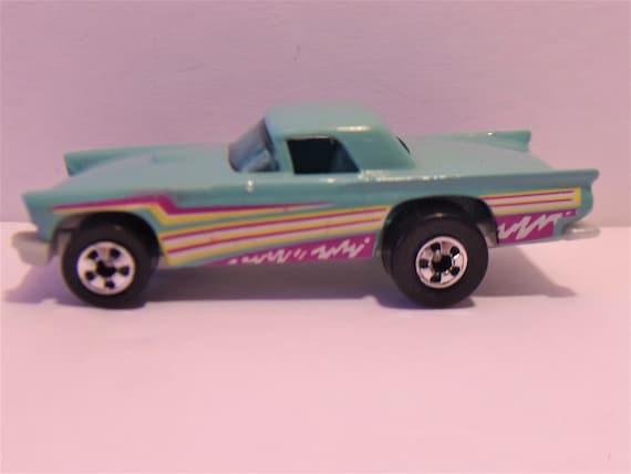 /'57 T-Bird HONG KONG 1:64 Die Cast Vehicle from Mattel Hot Wheels