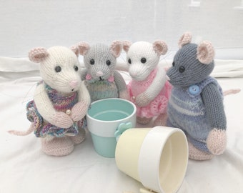 Mulberry Mouse