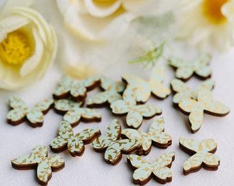 Mini Butterfly Embellishment