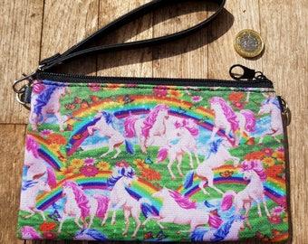 Parrot /& Coconut Natural Canvas Handbag Hibiscus Tropical Floral Black Toucan