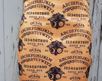 Ouija Board Mini Skirt - Size 8 10 12 14 16 - Horror Halloween Occult Goth