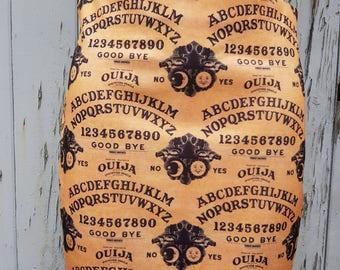 Ouija Board Mini Skirt - Size 8 10 12 14 16 - Horror Halloween Occult Goth