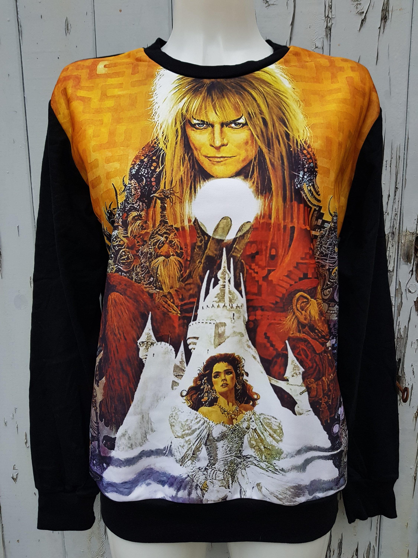 David Bowie Aladdin Sane Mini Skirt Red Lightning Bolt Size 8 10 12 14 16