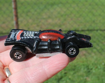 Hot Wheels Spiderman Car - Mattel 1976 Toy Spiderman Car - Collectible