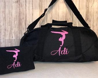 Dance or Gymnastics Duffle Bag 851a43a38674b