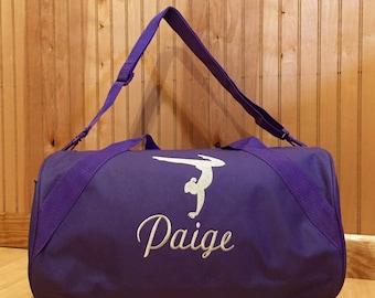 d63009a680d4 Dance or Gymnastics Duffle Bag