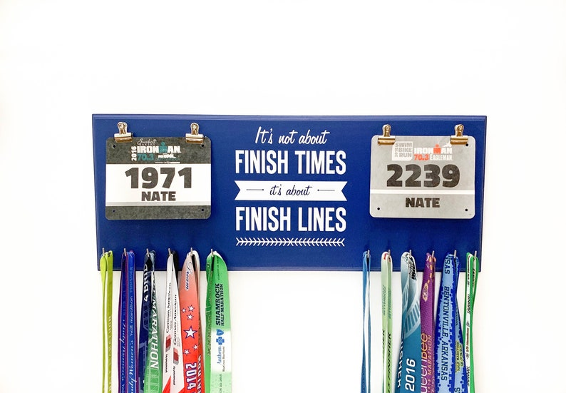 It's Not About Finish Times It's About Finish Lines image 0