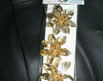 Christmas Stars with Clip