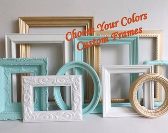 distressed frames etsy