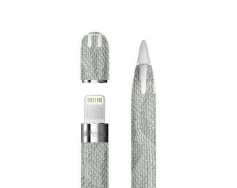 Light Pistachio Snake Vinyl Skin Decal for Apple Pen . Apple Pencil 2 . Apple Pencil