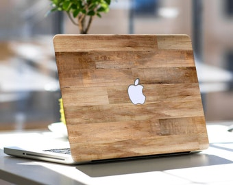 "Wood Untreated Vinyl Skin Decal for Apple Macbook Air , Macbook Pro , New Macbook Pro 13 Touch , New Macbook 12 , New Macbook Air 13"" A2179"