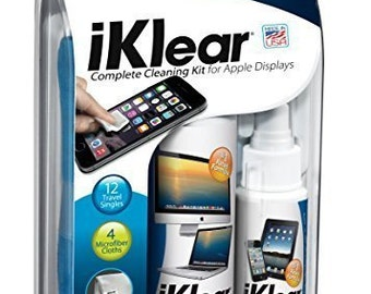 iKlear Complete Cleaning Kit - Perfect for cleaning your Clique Platinum Case or Skin