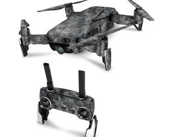 DJI Drone Camouflage #3 Vinyl Skin Decal for DJI Tello Drone . Spark . Phantom 4 . Mavic Pro . Mavic Air . Mavic 2 Pro . Inspire 1 DJI Osmo