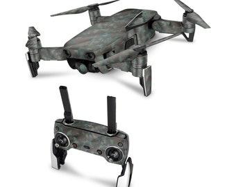 DJI Drone Camouflage #9 Vinyl Skin Decal for DJI Tello Drone . Spark . Phantom 4 . Mavic Pro . Mavic Air . Mavic 2 Pro . Inspire 1 DJI Osmo