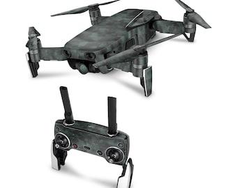DJI Drone Camouflage #1 Vinyl Skin Decal for DJI Tello Drone . Spark . Phantom 4 . Mavic Pro . Mavic Air . Mavic 2 Pro . Inspire 1 DJI Osmo