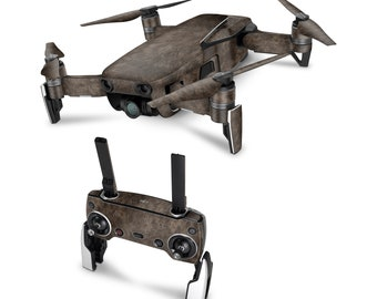 DJI Drone Brown Bear Vinyl Skin Decal for DJI Tello Drone . Spark . Phantom 4 . Mavic Pro . Mavic Air . Mavic 2 Pro . Inspire 1 DJI Osmo