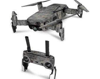 DJI Drone Camouflage #8 Vinyl Skin Decal for DJI Tello Drone . Spark . Phantom 4 . Mavic Pro . Mavic Air . Mavic 2 Pro . Inspire 1 DJI Osmo
