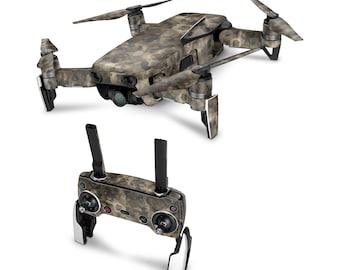DJI Drone Camouflage #2 Vinyl Skin Decal for DJI Tello Drone . Spark . Phantom 4 . Mavic Pro . Mavic Air . Mavic 2 Pro . Inspire 1 DJI Osmo