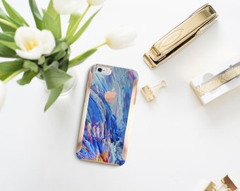 Nicole's Autumn with Rose Gold   Hard Case Otterbox Symmetry . iPhone X . iPhone Xs Max . iPhone XR . iPhone 8 . iPhone 11