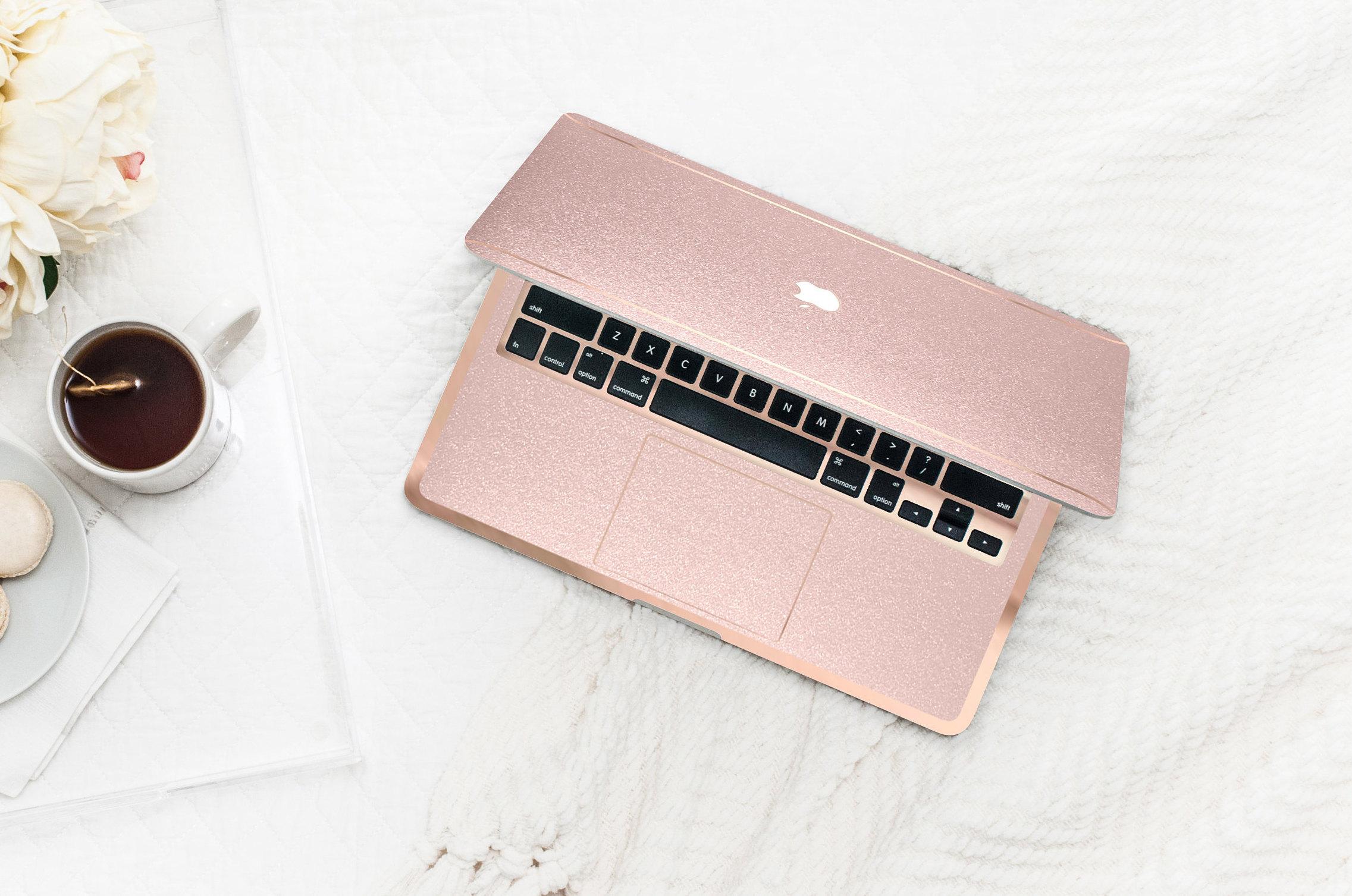 wholesale dealer 2e079 60230 Pink Sparkle Shimmer Glitter . Macbook Pro 13 Case Macbook Air Case ...