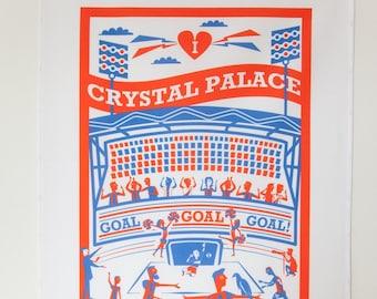 80692b2367d Crystal Palace FC Tea Towel