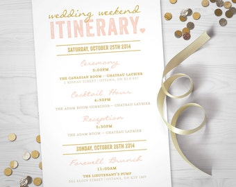 Destination Wedding Weekend Itinerary Beach Day Time
