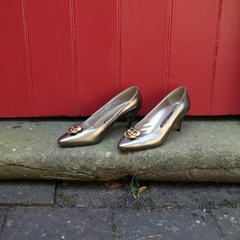 ebb5378aed1 Roland Cartier shoes 80s high heels 1980s stilettos