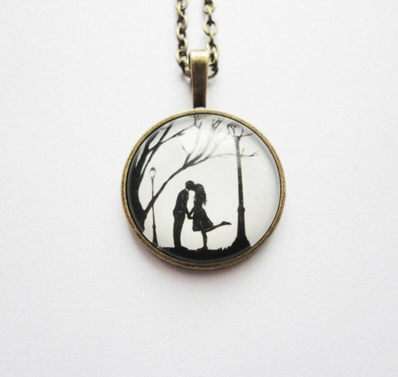 Necklace Love Valentinsday