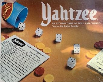 Vintage 1960s Kismet Score Pads Package 4 Yahtzee Yacht Game NOS