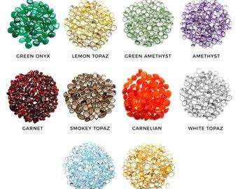 Mix Shape Lot, Loose Gemstones, Faceted Stones, Precious stones, Jewelry Setting Stones (60001)