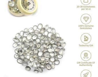 Over 250 Carats Green Amethyst Gemstones, Green Amethyst Stone, Green Stone, Mix Shape Stones, Gemstones, GemMartUSA (GA-60001)