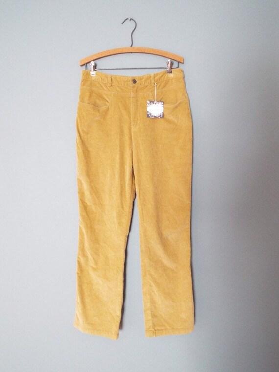 MARIGOLD corduroy pants - image 4