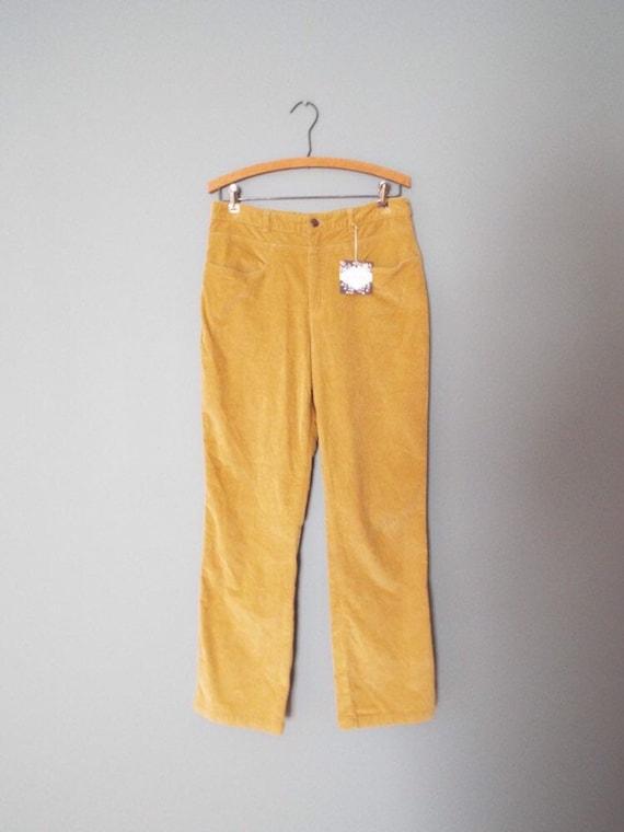 MARIGOLD corduroy pants - image 3