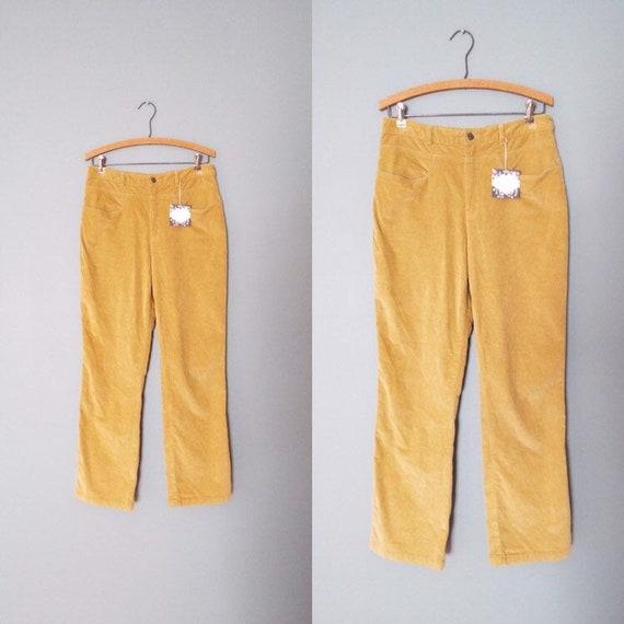 MARIGOLD corduroy pants