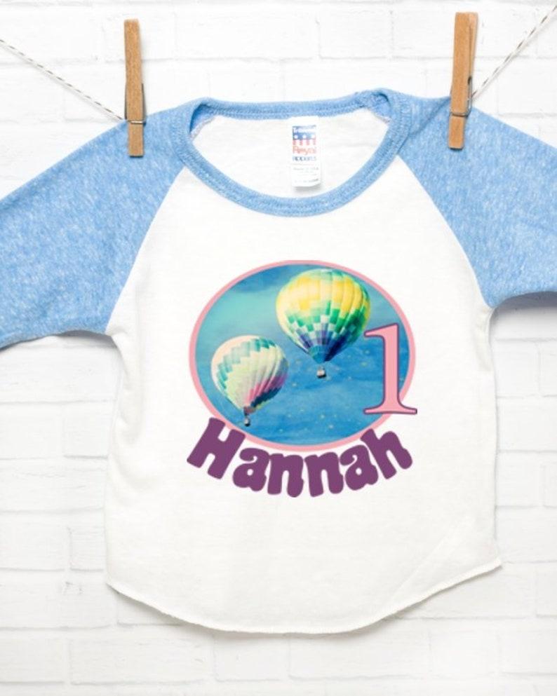 Personalized Birthday T Shirt Bodysuit Lapover Or Raglan