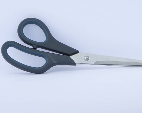 8.5 inch comfort grip stainless steel scissors