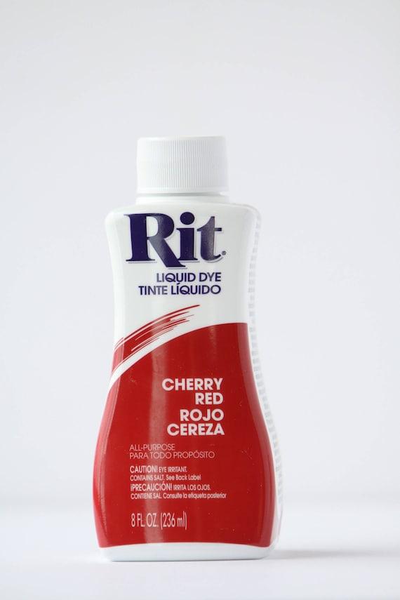 Cherry Liquid Dye