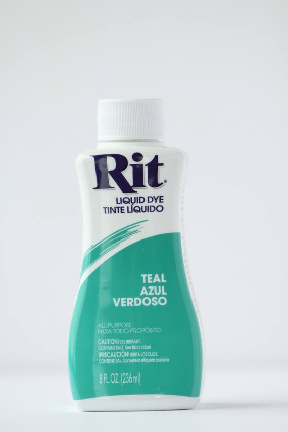 Teal Rit Liquid Dye