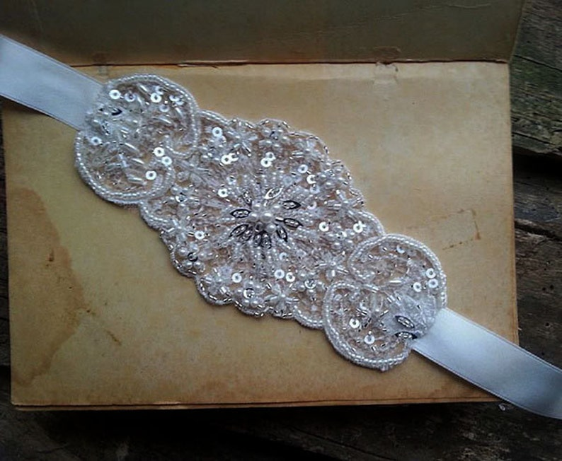 Beaded Pearls Bracelet Cuff Wedding Jewelry Bridal Cuff Wedding Cuff Vintage Style Cuff Wedding Accesories