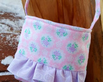 Baby's First Purse, Newborn Gift, Shower Gift, First Birthday Purse, One Year Old Purse, Tiny Pink Purse