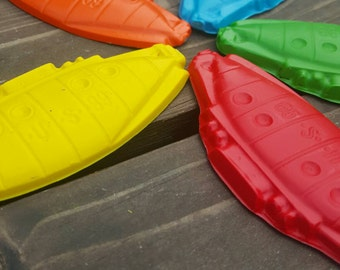 Submarine Crayons set of 20 - Submarine Party Favors - Submarine Party - Submarine Favor - Kids Party Favors - Kids Gifts - Classroom Favors
