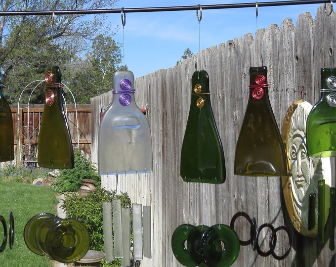 Mix and match to make your special wind chime