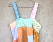 Stella top- small medium-artsy-Eco Clothing-Upcycled Clothing-Anthropologie and Free People inspired- by Love HIGHER Handmade Clothing