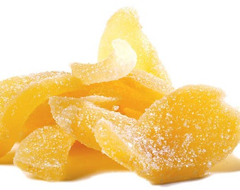 Crystallized Ginger Root One Ounce Bag aka Candied Ginger