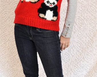 4b8166fe7b65 1980s Sweater Vest