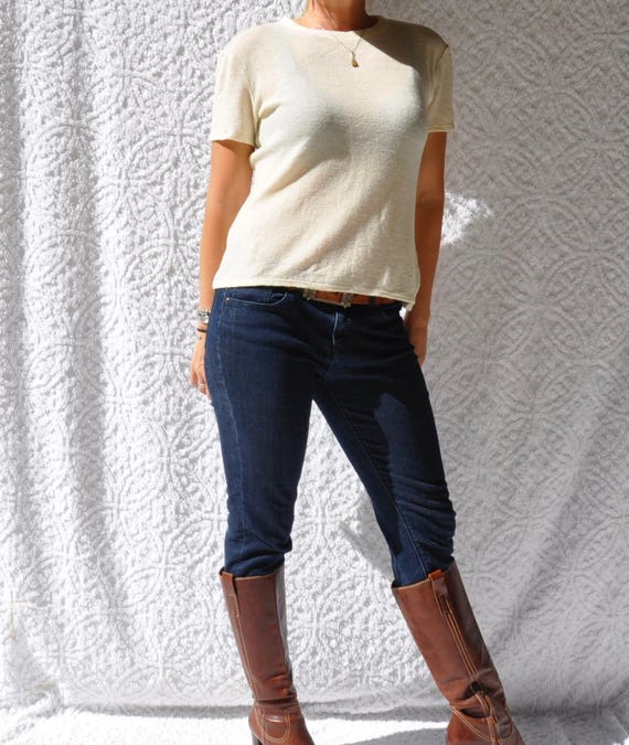 1990s Giorgio Armani Sweater || Incredibly Soft Sh