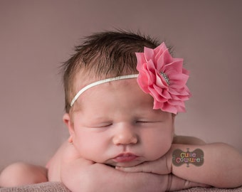 Baby & Toddler Clothing Persevering Infant Baby Girl Flower Headbands