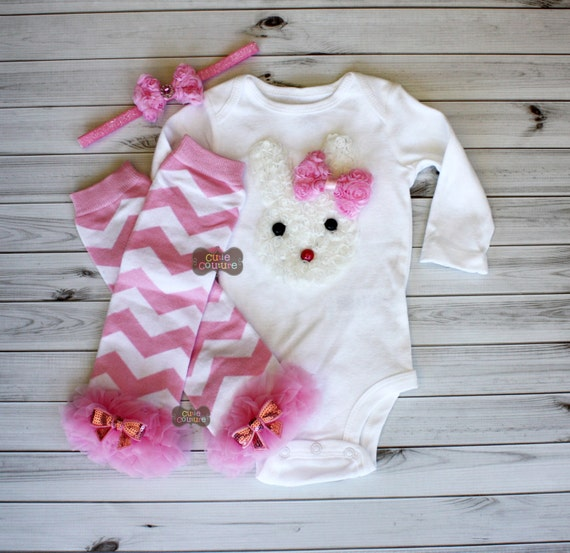 sale boutique style easter outfit baby outfit first etsy. Black Bedroom Furniture Sets. Home Design Ideas